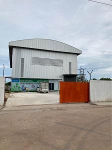 For SaleWarehouseMahachai Samut Sakhon : APJ039Factory for sale, 3 rai, weight capacity 5 tons, Liap Khlong Luang Road, Khok Kham, Samut Sakhon.