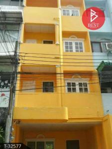 For SaleTownhousePattanakan, Srinakarin : 4 storey townhouse for sale, Suan Ruen Ruen Village, Lak Si, Don Mueang, Bangkok.