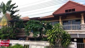 ขายบ้านบางแค เพชรเกษม : ขายขาดทุนตบแต่งเยอะ บ้านแฝด เป็นได้ทั้งออฟฟิตและบ้านพัก บางแวก พุทธมณฑลสาย 2