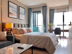For RentCondoRatchathewi,Phayathai : ++Urgent rent !!!! Rhythm Rangnam** 1 bedroom, 1 bathroom, size 28 sq.m., fully furnished, ready to move in+++