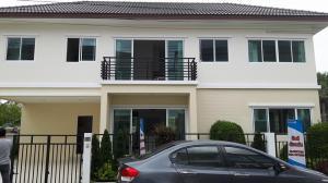 For SaleHouseBangbuathong, Sainoi : Detached house, 2nd hand, Phatphicha Village