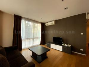 For SaleCondoSukhumvit, Asoke, Thonglor : Condo Villa Sikhara Thonglor, near BTS Thonglor. The room is very large, size 110 square meters.
