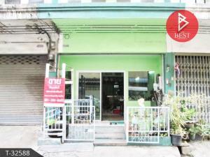 For SaleShophouseSamrong, Samut Prakan : Commercial building for sale Soi Dan Samrong 28, Samrong Nuea Subdistrict, Mueang Samut Prakan District