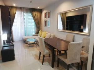 For RentCondoRama9, RCA, Petchaburi : 🔥Good Price!!! 15K 🔥 For rent 1 Bed 45 Sqm_Condo Circle1 (Petchaburi 36)_MRT :Petchaburi 800 m. and BTS : nana 900 m.