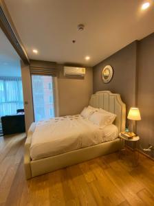 For SaleCondoRatchathewi,Phayathai : Condo for sale Q Chidlom - Phetchaburi fully furnished.