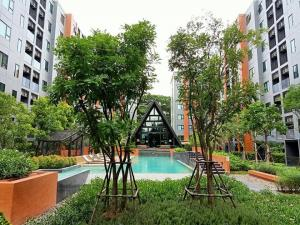 For RentCondoChiang Mai : Escent Ville condo for rent near Central Festival, Chiang Mai
