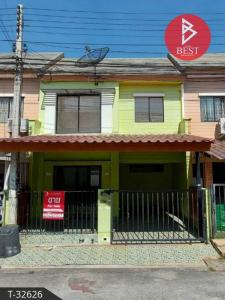 For SaleTownhouseRangsit, Patumtani : 2 storey townhouse for sale, Pruksa 40 Village, Rangsit-Klong 3, Pathum Thani.