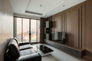 For RentCondoSukhumvit, Asoke, Thonglor : 3590-A😊 For RENT 2 bedrooms for rent🚄near MRT Petchburi🏢Supalai Oriental Sukhumvit 39 Supalai Oriental Sukhumvit 39 area:84.50 sq m.💲Rent:50,000฿📞O88-7984117 ,O65-9423251✅LineID:@sureresidence