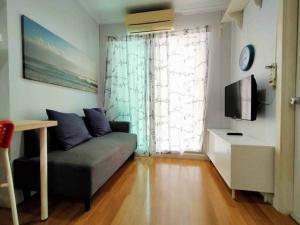 For RentCondoRama3 (Riverside),Satupadit : For rent, Lumpini Park Riverside Rama 3, beautiful room, ready to move in