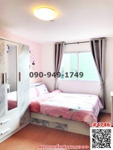 For RentCondoSamrong, Samut Prakan : Condo for rent, Lumpini Mixx Thepharak-Srinakarin. Ready to move in immediately