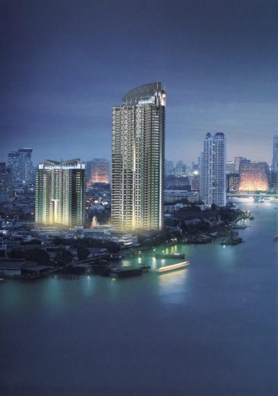 For SaleCondoWongwianyai, Charoennakor : 3594-A😍 For SELL 4 bedrooms for sale🚄Near BTS Krung Thon Buri🏢Watermark Chao Phraya River Watermark Chaophraya River🔔Area:273.00 sq.m.💲Sale:33,000,000฿📞O88-7984117,O65-9423251✅LineID:@ sureresidence
