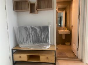 For RentCondoSukhumvit, Asoke, Thonglor : For rent, beautiful room, no cheaper than this !!!! The Tree 71 Ekkamai Thonglor