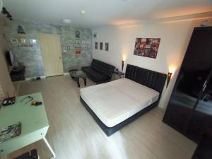 For RentCondoRatchadapisek, Huaikwang, Suttisan : Condo for rent  Supalai City Resort Ratchada - Huaykwang fully furnished (Confirm again when visit).