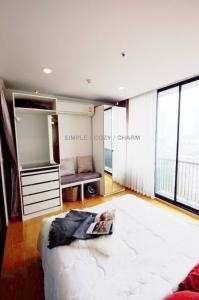 For RentCondoSathorn, Narathiwat : 🌈 For Rent Noble Revo Silom 🌈 Good bed / microwave with grill system