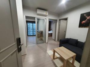 For RentCondoBang kae, Phetkasem : SN476.1 for rent ** New room, 1st hand, Rim room, no next room ** Condo for rent, The Parkland Petchkasem 56, 12th floor, 30 sq.m., closed kitchen, special price