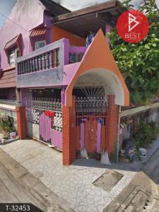 For SaleTownhouseBang Sue, Wong Sawang : Quick sale, 2 storey townhouse, Thawi Watthana, Bangkok.