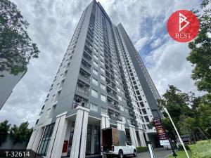 For SaleCondoSamrong, Samut Prakan : Condominium for sale, Notting Hill, Sukhumvit, Praksa, Thai Ban Mai, Samut Prakan.
