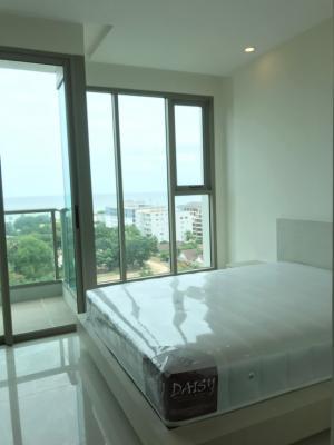For SaleCondoPattaya, Bangsaen, Chonburi : Sale luxury condo in Pattaya. Sea view studio 2.7 million baht