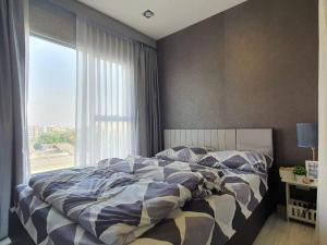 For RentCondoRattanathibet, Sanambinna : Condo in Rattanathibet area. Fully furnished, ready to move in Aspire Rattanathibet 2, room size 25.21 sq. wa., 6th floor, building A1 bedroom
