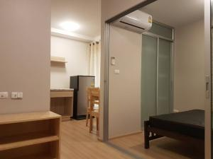 For RentCondoChengwatana, Muangthong : 6500.-/month, new room, ready to move in immediately Free parking for 1 car Free common condo fee