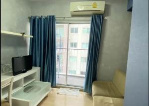 For RentCondoRama9, RCA, Petchaburi : Condo for rent A Space ID Asoke-Ratchada near MRT Rama 9.