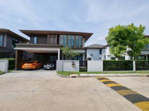 For RentHousePattanakan, Srinakarin : For rent, New ! Baan Burasiri Phatthanakan 4 bedrooms 5 bathrooms