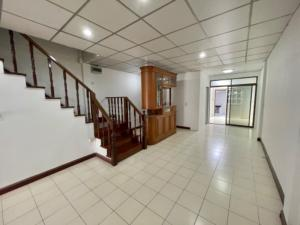 For RentHouseOnnut, Udomsuk : House for rent, 2 bedrooms, Soi Udom Suk 51, price 16,000 baht, has 2 air conditioners.