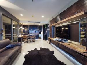 เช่าคอนโดพระราม 3 สาธุประดิษฐ์ : ให้เช่า/ขาย   คอนโด Starview   ลดราคา!! ค่าเช่าเหลือ 34,000 บาท จาก 38,000 บาท 2 ห้องนอน ลิฟท์ส่วนตัวถึงห้อง