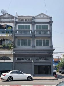 For SaleShophouseBangbuathong, Sainoi : Sale/rent commercial buildings, community and government agencies, renovated.