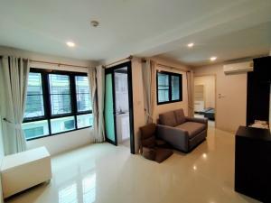For RentCondoKhon Kaen : For rent, North Park Condo, 2 bedrooms, next to Khon Kaen University.