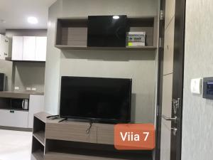 For SaleCondoBangna, Lasalle, Bearing : sale Viia 7 Bangna fully furnished