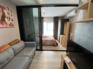 For SaleCondoBang kae, Phetkasem : 🔥 Quick sale! THE BASE Phetkasem, 1 bedroom, the cheapest in the project! Only 2.28 million!