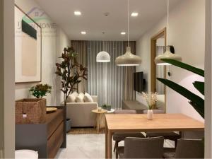 เช่าคอนโดนานา : Condo for rent Hyde Sukhumvit 11 (Nana BTS)  >> New 2 bedrooms