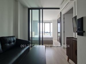 For RentCondoKasetsart, Ratchayothin : ‼️Rent for rent, 1 bedroom, 14th floor+‼️ Ciela Sripatum, next to BTS Bang Bua