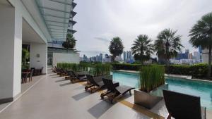 เช่าคอนโดวิทยุ ชิดลม หลังสวน : Urgent Rent ++ Amanta Lumpini ++ Good Decor ++ High Floor ++ MRT Khlong Toei ++ Available @39000 🔥