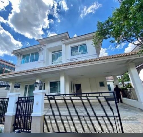 For SaleHousePinklao, Charansanitwong : 2 storey detached house for sale, Ratchapruek, Nantawan, Sathorn, Ratchaphruek, near BTS Bang Wa, behind the corner.