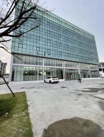 เช่าสำนักงานเลียบทางด่วนรามอินทรา : ให้เช่าอาคารสำนักงาน 7ชั้นพร้อมลิฟท์ ย่านลาดพร้าว ติดถนนเลียบด่วนรามอินทรา ใกล้BTSลาดพร้าว71