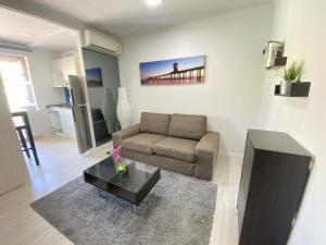 For RentCondoBangna, Lasalle, Bearing : Stylish condo for rent behind Central Bangna