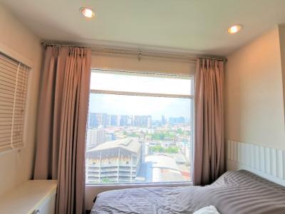 ขายคอนโดปิ่นเกล้า จรัญสนิทวงศ์ : ขายด่วนจ้า!! ห้องใหญ่บิ้วอินย่านปิ่นเกล้า Ivy Residences Pinklao / 1 Bedroom (FOR SALE),  ไอวี่ เรสซิเดนส์ ปิ่นเกล้า 1 ห้องนอน  (ขาย)