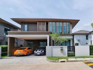 For RentHousePattanakan, Srinakarin : For Rent Baan Burasiri Pattanakarn (AOL-F81-2105004013)