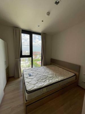 For RentCondoRama9, RCA, Petchaburi : Condo for rent, The Base Garden Rama9, 22nd floor.