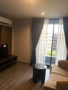 For RentCondoSukhumvit, Asoke, Thonglor : 📌[Condo for rent] IDEO MOBI SUKHUMVIT 40 1 large bedroom with bathtub, easy to travel near BTS Ekkamai