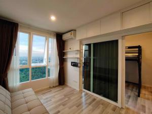 เช่าคอนโดท่าพระ ตลาดพลู : W0136#ให้เช่าเดอะคีย์ วุฒากาศ (The Key ) สาทรราชพฤกษ์ BTS วุฒากาศ  ขนาดห้อง 31 ตร.ม. ห้องชั้น 19 ทิศใต้ 1ห้องนอน 1 ห้องน้ำ ค่าเช่า 8,500 บาท/เดือน
