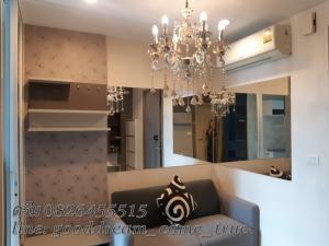 For SaleCondoRamkhamhaeng, Hua Mak : ⛳Sale/Rent⛳ Beautiful room, high floor, The Base Rama 9-Ramkhamhaeng.