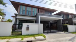 For SaleHousePattanakan, Srinakarin : House for sale (Burasiri Pattanakarn)(AS-02)(ขายบ้านเดี่ยวโครงการ บุราสิริ พัฒนาการ (บ้านใหม่ ยังไม่ได้เคยเข้าอยู่ ยังไม่ตกแต่ง)(AS-02)