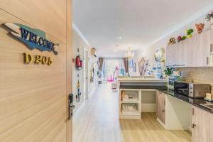 ขายคอนโดหัวหิน ประจวบคีรีขันธ์ : ขายห้องชุดโครงการ My Resort Huahin D205