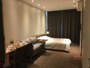 For RentCondoSukhumvit, Asoke, Thonglor : Condo for rent Park 24  Type 1 bedroom 1 bathroom Size 29 sq.m. Floor 21