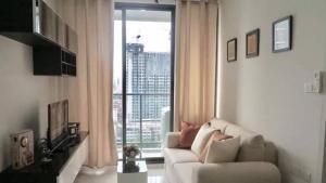For RentCondoOnnut, Udomsuk : For rent President Condo, 16th floor, Unblocked View, near BTS On-nut
