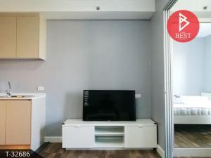 For SaleCondoBangna, Lasalle, Bearing : Condominium for sale, A Space Me, Bangna, Bang Phli, Samut Prakan.