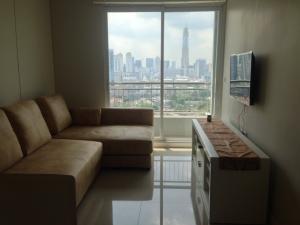 For SaleCondoRama9, RCA, Petchaburi : Urgent Sale : 2 bedroom 88sqm The Circle Condo only 10MB